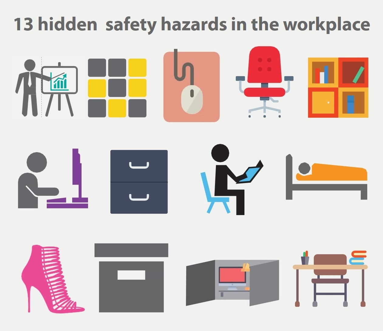 workplace hazard Hazards in the healthcare workplace hazards is anything that can cause harm or injury to someone, hazards are everywhere, some hazards cannot be eliminated complete, but it can be substitute to.