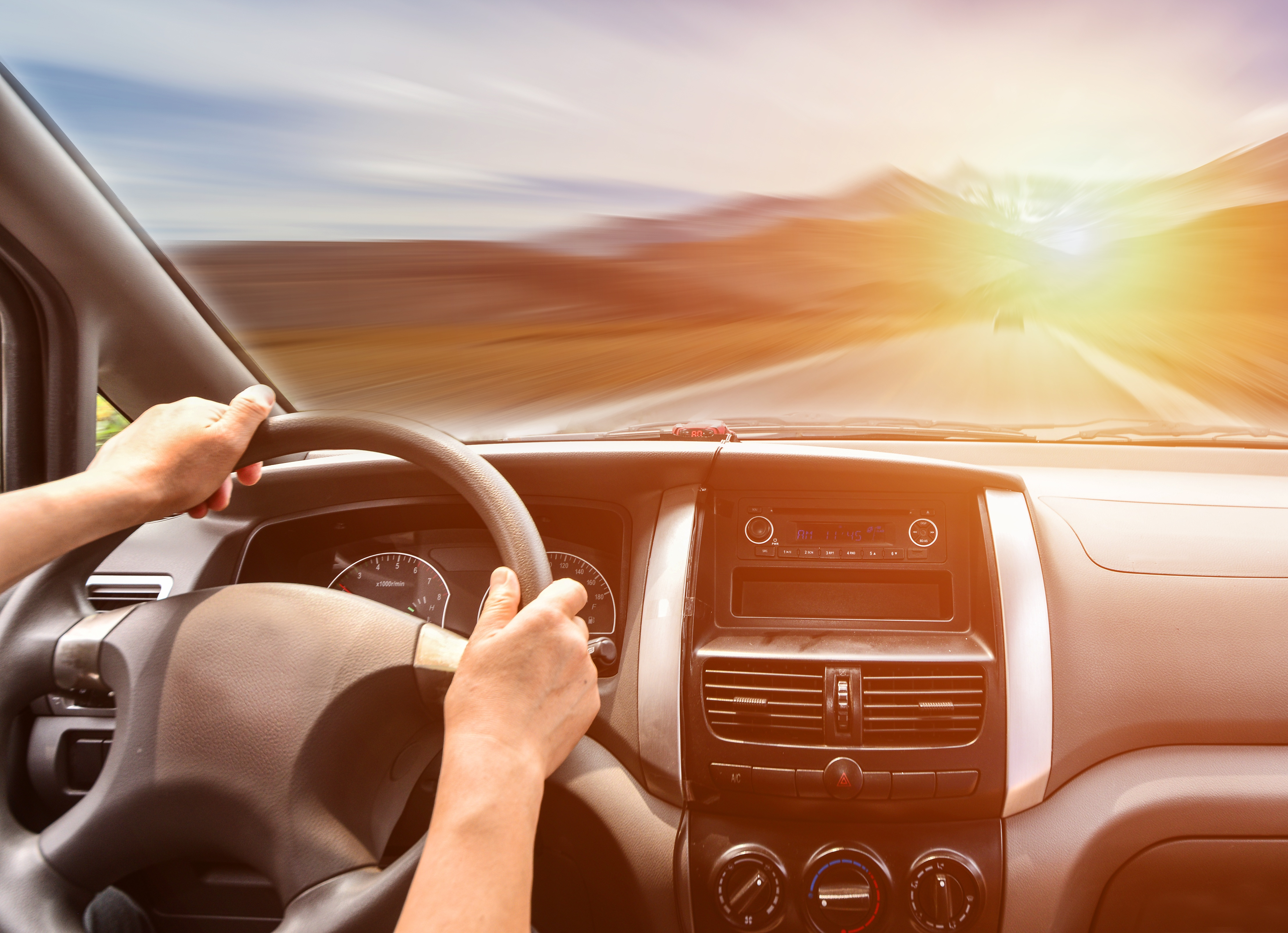 Basic rules for the driver of a vehicle